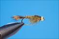 Rusangler 14320 Мушка нимфа BH Hare's Ear Olive