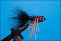 Rusangler 15270 Мушка стример Black Perch Streamer