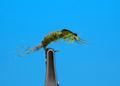 Artflies 14403 Мушка нимфа Bead Thorax Vinyl Rib Nymph Olive