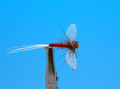 Artflies 11197 Сухая мушка Burnt Wing Spinner Rusty