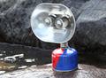 Brother Holding Group Co., Ltd 81523 Газовый обогреватель Double Burner Heating Stove BRS-H22 ''Owl''
