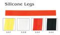 Akara 58119 Силиконовые ножки Mini Silicone Legs
