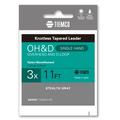 TIEMCO 10601 Конусный нахлыстовый подлесок OH and D Leader Double Hand