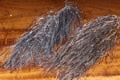 Hareline 55111 Блестящая тесьма Senyo's Freckled Predator Wrap