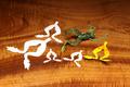 Hareline 58349 Заготовки для лягушачьих лапок Cohens Frog Legs