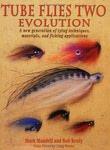 91012 Книга Mark Mandell and Bob Kenly ''TUBE FLIES TWO EVOLUTION'' SB