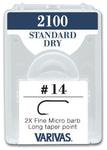 VARIVAS 60551 Крючок одинарный 2100 Standard Dry