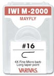 VARIVAS 60560 Крючок одинарный IWI M-2000 Mayfly