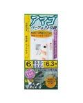 Gamakatsu 21257 Готовая оснастка кейрю Amago Perfect Device (Nano Smooth Coat) KE-119