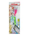 Suteki 19408 Оснастка на лосося Akiaji R-81