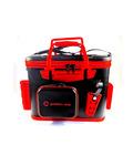 Golden-sea 82108 Сумка-кан EVA Injection Buchan Black / Red