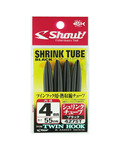 Shout 21276 Термоусадочная трубка Shrink Tube Black