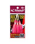 Shout 60653 Ассист крючок оснащенный Rock Fish Assist Hook