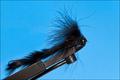 Rusangler 15069 Мушка стример Sasquatch Black