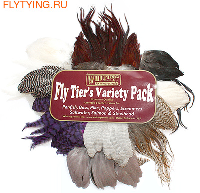 53022 Набор перьев Fly Tier's Variety Pack