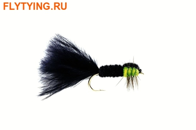 14284 Мушка нимфа Montana Marabou Green