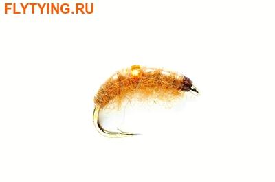 14302 Мушка нимфа Tan Shrimp