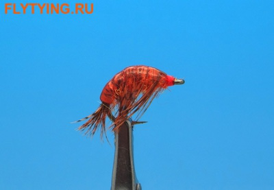 14441 Мушка нимфа Jon's Czech Scud Orange
