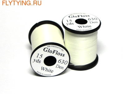 55007 Светящийся шелк Glo Floss 630 denier