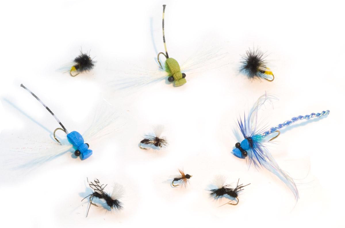 все для вязания рыболовных мушек