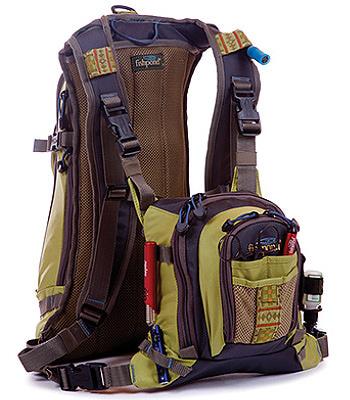 Fishpond 82004 Рюкзак Double Haul Chest/Backpack (фото, вид 3)