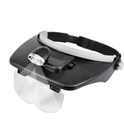 SFT-studio 41382 Увеличительные линзы с подсветкой Light Head Magnifying Glass (фото, вид 1)