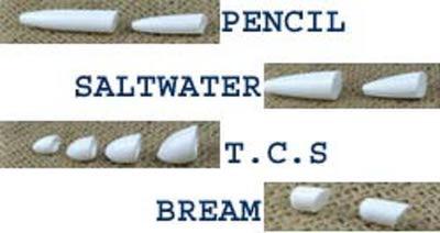 WAPSI 58331 Заготовки для попперов Foam Poppers (фото, вид 1)