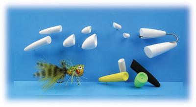 WAPSI 58331 Заготовки для попперов Foam Poppers (фото, вид 5)