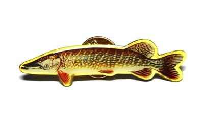 Pool 12 93064 Значок Pin Fish (фото, вид 2)