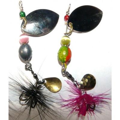 4Trouts 59513 Набор материалов для вязания приманок Spinning and Jig Set #1 (фото, вид 4)