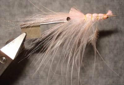 Eumer 58040 Трубочки для мушек Crayfish Tube (фото, вид 9)