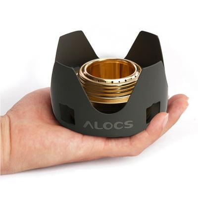 Alocs 81421 Набор со спиртовой горелкой Spirit Burner+ (фото, вид 1)