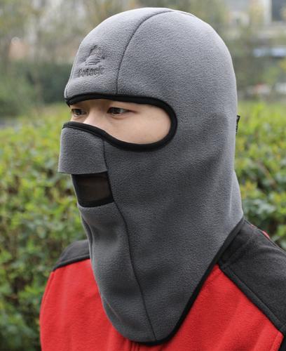 BOTACK 70600 Балаклава флисовая Windproof Fleece Winter Ski Mask (фото, вид 3)