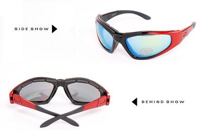 Polisi 81359 Очки солнцезащитные UV Protection Glasses (фото, вид 3)