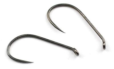 Hends Products 60197 Крючок одинарный HP Barbless Dry Fly Hooks BL454 BN (фото, вид 1)