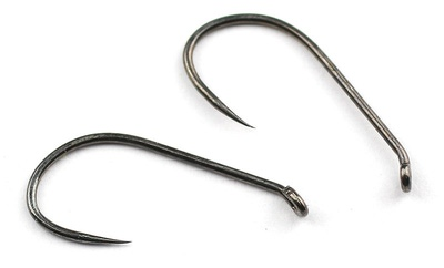 Hends Products 60197 Крючок одинарный HP Barbless Dry Fly Hooks BL454 BN (фото, вид 1)