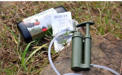 Pure Easy 81221 Компактный фильтр для воды Outdoor Portable Water Filter (фото, вид 1)