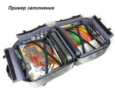 Kola Salmon 82100 Сумка для материалов и инструментов Flytying Bag ''Big'' (фото, вид 2)