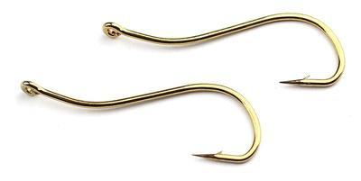 Hends Products 60292 Крючок одинарный Squirmy Worms Bronze HP 600 BZ (фото, вид 1)