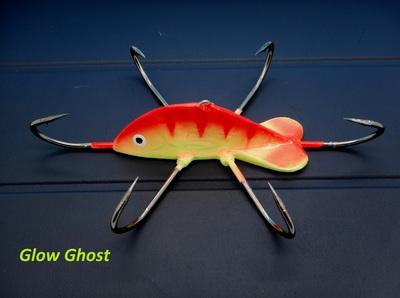 SFT-studio 19006 Зимняя блесна Crab River Robber 90 (фото, вид 12)