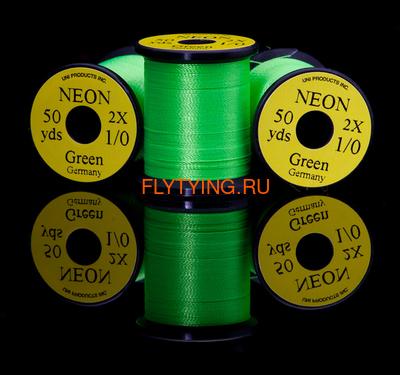 UNI 51063 Монтажная нить Neon 1/0 (фото, вид 2)