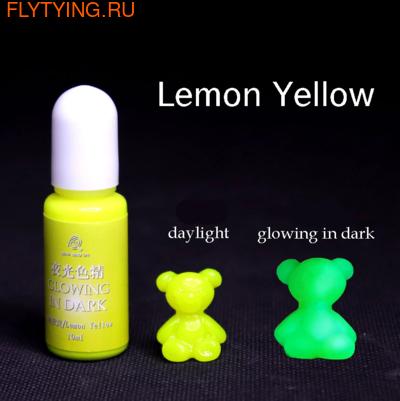 SFT-studio 70710 Люминесцентные красители для УФ лаков UV Resin Dye (фото, вид 6)