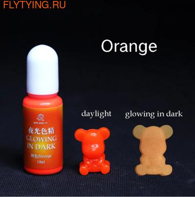 SFT-studio 70710 Люминесцентные красители для УФ лаков UV Resin Dye (фото, вид 11)