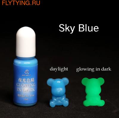 SFT-studio 70710 Люминесцентные красители для УФ лаков UV Resin Dye (фото, вид 18)