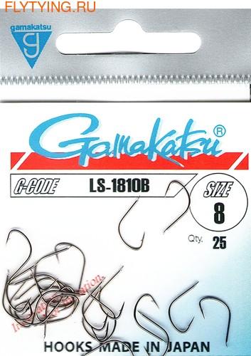 Gamakatsu 60497 Крючок LS-1810B (фото, Gamakatsu LS-1810B )