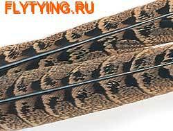 Hareline 53113 Фазана охотничьего самки хвостовые перья Hen Pheasant Wet Fly Tail Pair
