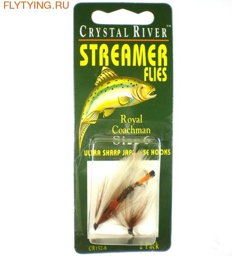 Crystal River 15023 Мушка стример Royal Coachman