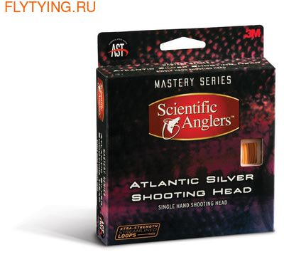 SCIENTIFIC ANGLERS™ 10385 Нахлыстовый шнур Atlantic Silver Shooting Head (фото)