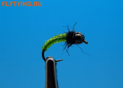 Pacific Fly Group 14100 Мушка нимфа Darke's JQ Caddis