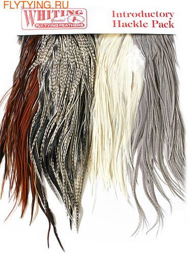 WHITING™ 53194 Набор полуседел Introductory Hackle Pack